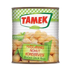 TAMEK - TAMEK HAŞLANMIŞ NOHUT 800GR