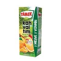 TAMEK - TAMEK KAHVALTIM 1/5 7MEYVE NEKTAR