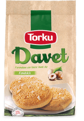 TORKU - TORKU DAVET FINDIKLI 130GR