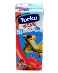 TORKU - TORKU SÜT 180ML ÇİLEKLİ
