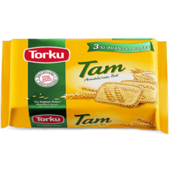 TORKU - TORKU TAM BUĞDAYLI 3LÜ PAKET