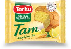 TORKU - TORKU TAM KEK 45GR LİMONLU