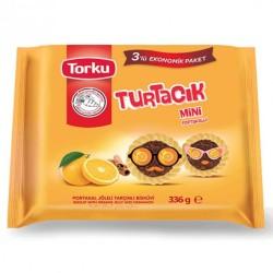 TORKU - TORKU TURTACIK MİNİ PORTAKAL 3LÜ PAKET