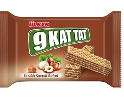 ÜLKER - ÜLKER 9KAT FINDIKLI 39GR