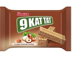 ÜLKER - ÜLKER 9KAT TAT 39GR FINDIKLI