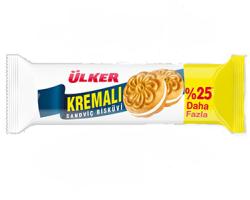 ÜLKER - ÜLKER KREMALI 76GR 1111-06