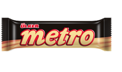 ÜLKER - ÜLKER METRO 40GR 350-00