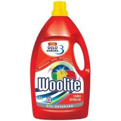 WOOLITE - WOOLİTE 3LT RENKLİ