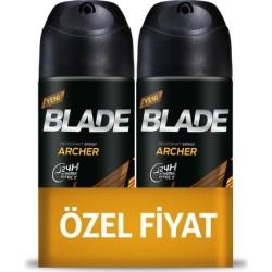 YENİGÜN - BLADE 2Lİ DEODORANT ARCHER